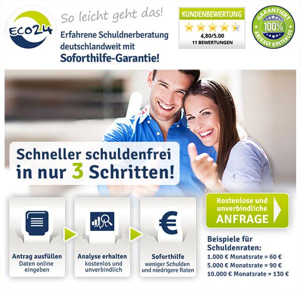 eco24 Schuldnerberatung